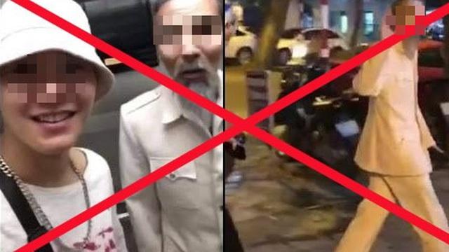 Hà Nội: Công an sẽ xử lý nghiêm người đàn ông đóng giả Bác Hồ vào quán bar ở phố Hai Bà Trưng