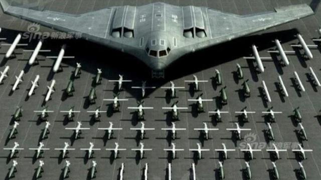 Máy bay ném bom tàng hình H-20 Trung Quốc: Lại một bản sao chép B-2 Mỹ?