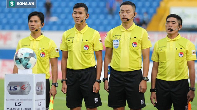 Khiến HAGL mất oan penalty, trọng tài đẳng cấp nhất Việt Nam bị VFF kỷ luật