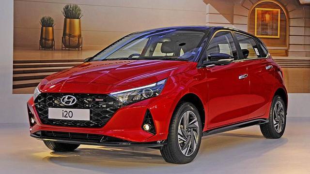Cận cảnh những hình ảnh đầu tiên của Hyundai i20 giá từ 211 triệu đồng