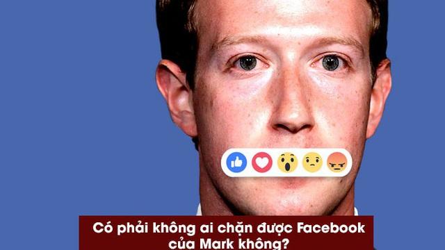 """Hỏi xoáy về Mark Zuckerberg: Ai có đủ """"quyền lực"""" để chặn  tài khoản của ông chủ Facebook?"""