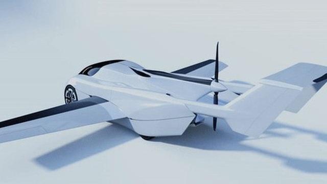 Chiếc xe hơi này có thể biến thành máy bay chỉ trong 3 phút