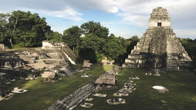 Hệ thống lọc nước 2.000 năm hiện đại của nền văn minh Maya