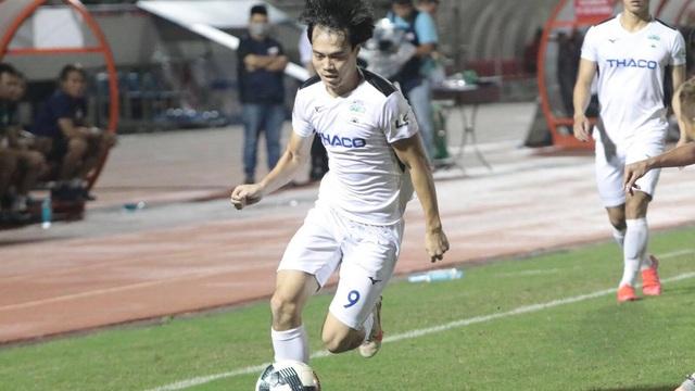 [TRỰC TIẾP V.League] HAGL vs Hồng Lĩnh Hà Tĩnh: Văn Toàn, Tuấn Anh chấm dứt chuỗi trận thảm họa?
