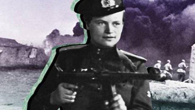 Nữ chỉ huy lính thủy đánh bộ duy nhất của Liên Xô