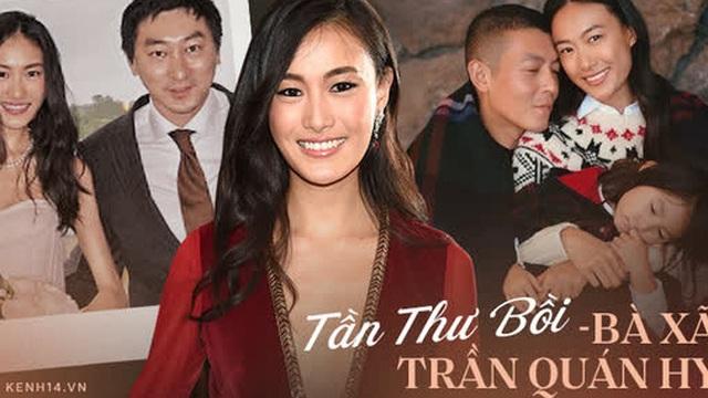 """Mỹ nhân thay đổi cuộc đời Trần Quán Hy: Siêu mẫu Victoria's Secret gia thế bí ẩn, bị đại gia """"cắm sừng"""" và cái kết không ngờ"""