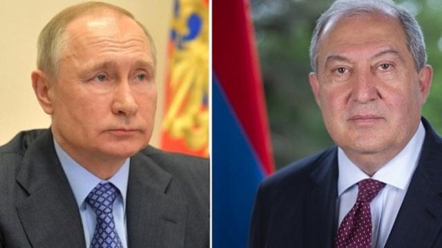 Armenia đề nghị Nga giúp đỡ sau xung đột ở Nagorno-karabakh