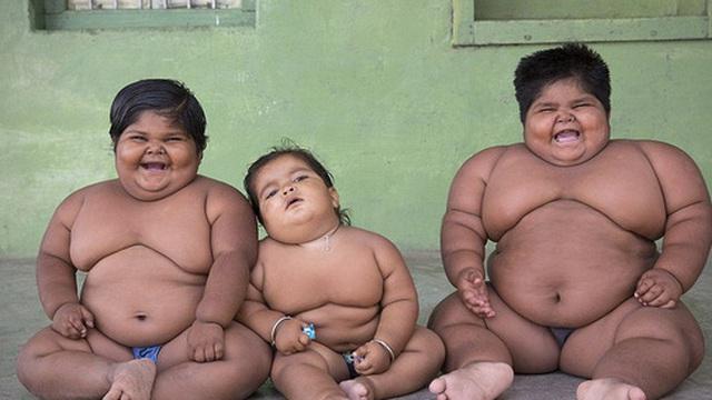 Gia đình nghèo có 3 con bị bệnh béo phì, bố đòi bán thận kiếm tiền cứu chữa từng thu hút sự chú ý của truyền thông thế giới giờ ra sao?