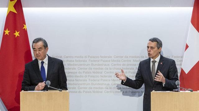 Lộ thỏa thuận tuyệt mật giữa Trung Quốc và Thụy Sĩ