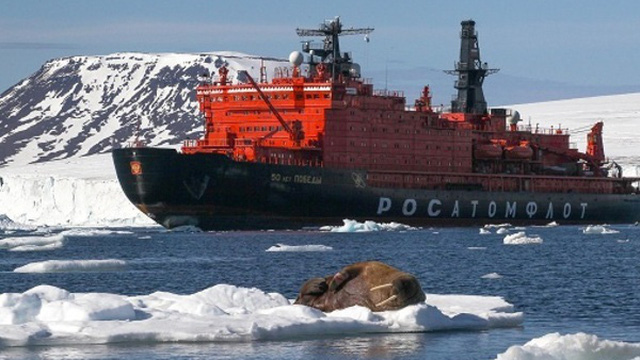 Nga củng cố vị trí dẫn đầu Bắc Cực với kỷ lục mới