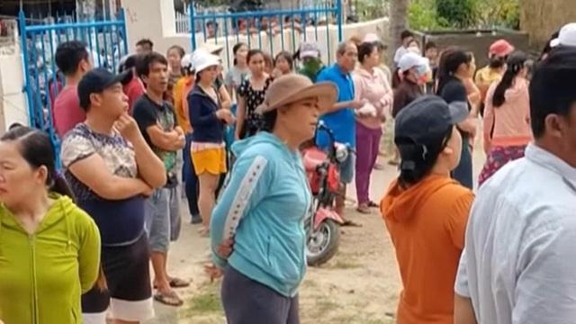 Khánh Hoà: Cô giáo có tiền sử tâm thần chém đồng nghiệp