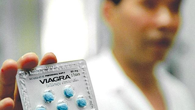Cảnh báo mặt trái của thần dược Viagra