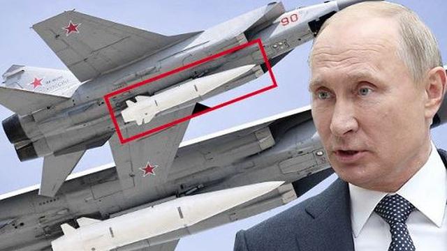 """Báo Mỹ: Con """"Dao găm"""" đáng sợ và lực lượng quân đội """"ấn tượng nhưng rỗng tuếch"""" của Nga"""