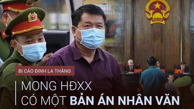 Tuyên phạt ông Đinh La Thăng 10 năm tù vụ thiệt hại 725 tỷ đồng