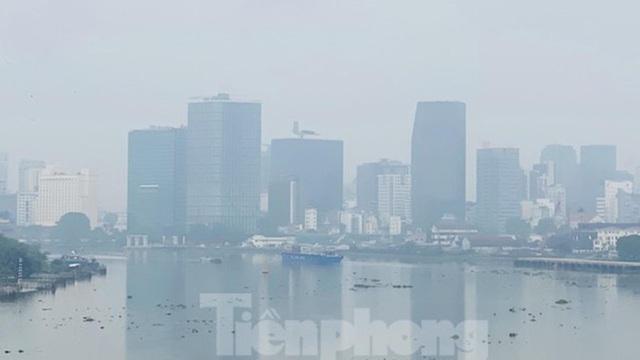 Hà Nội, TPHCM gia tăng ô nhiễm không khí