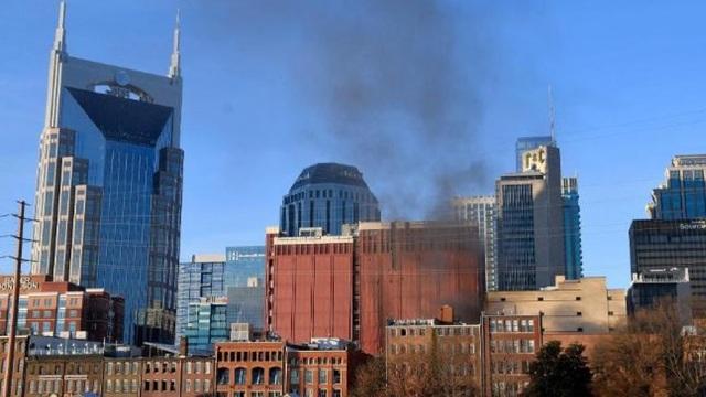 Đoạn ghi âm bí hiểm trên chiếc xe dã ngoại phát nổ ở Nashville (Mỹ)