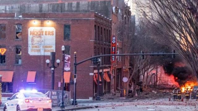 Vụ nổ ngày Giáng sinh ở Nashville: Điều tra 500 đầu mối, lần ra ngôi nhà màu đỏ