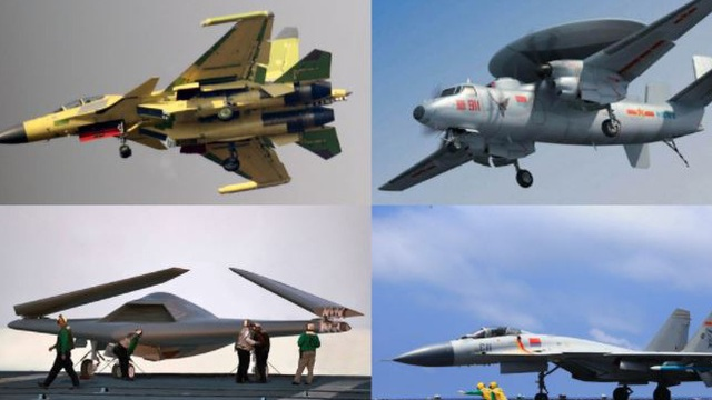 Tàu sân bay Trung Quốc thế hệ mới sẽ được trang bị các loại vũ khí gì?