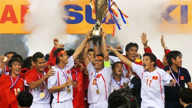 Ngày này năm xưa: ĐT Việt Nam lần đầu vô địch AFF Cup