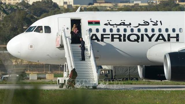Malta tuyên án 25 năm tù đối với đối tượng cướp máy bay