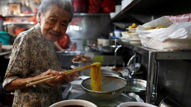 Văn hóa bán hàng rong của Singapore được UNESCO công nhận là di sản văn hóa thế giới
