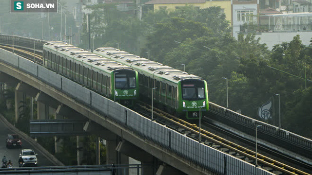 Đường sắt Cát Linh - Hà Đông vận hành thử ngày cuối, các thông số tương đối hợp lý, an toàn