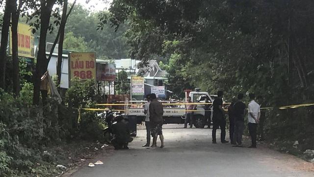 [Nóng] Hỗn chiến trong quán nhậu ở Bình Dương, ít nhất 3 người tử vong