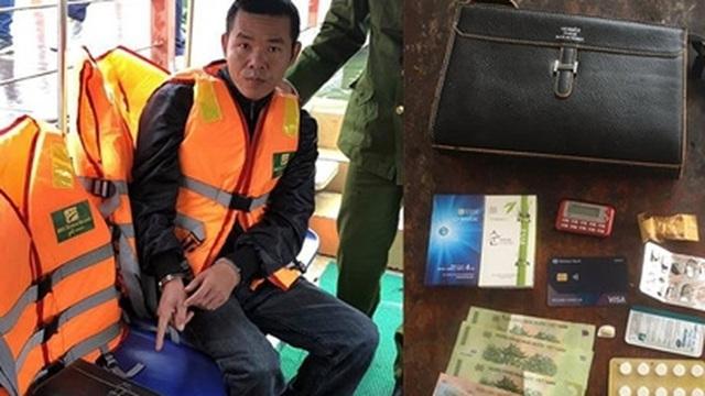 Khởi tố lái tàu chiếm đoạt tài sản của khách nước ngoài