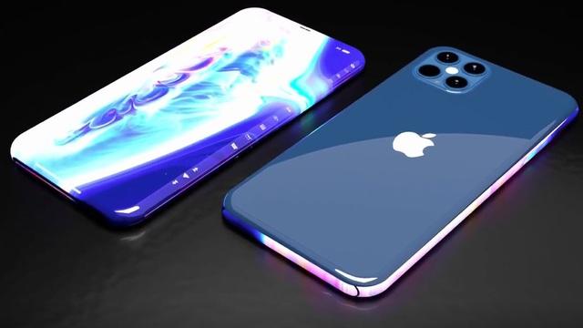 Mê mẩn ý tưởng iPhone 13 tràn viền hoàn toàn, có tới 4 camera và thiết kế bóng bẩy