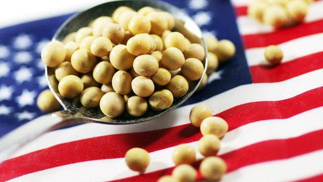 Trung Quốc bất ngờ mua sớm đậu tương Mỹ