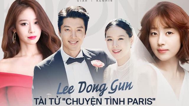 """Lee Dong Gun: Tình đẹp vừa """"toang"""" thì em trai bị sát hại, tài tử ngôn tình màn ảnh lại là kẻ phụ tình Jiyeon và vợ minh tinh"""