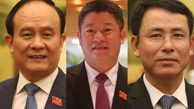 Chân dung Chủ tịch HĐND và 5 Phó Chủ tịch UBND TP Hà Nội vừa được bầu