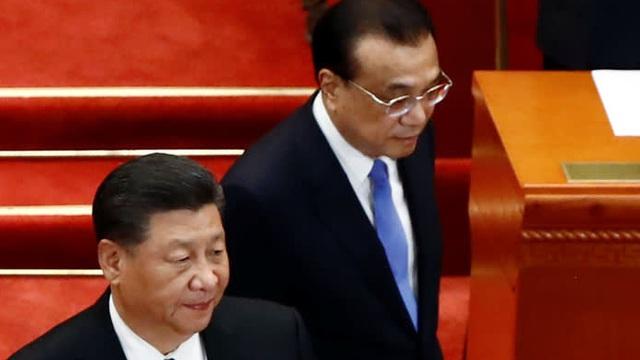"""Những phản ứng lạ kỳ ở Trung Nam Hải trước đề xuất về """"nền kinh tế vỉa hè"""" của Thủ tướng TQ hé lộ điều gì?"""