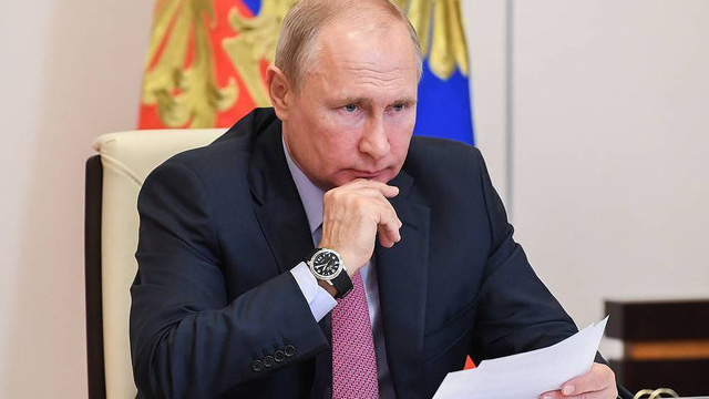 Tổng thống Putin lần đầu lên tiếng bình luận về các cuộc biểu tình ở Mỹ