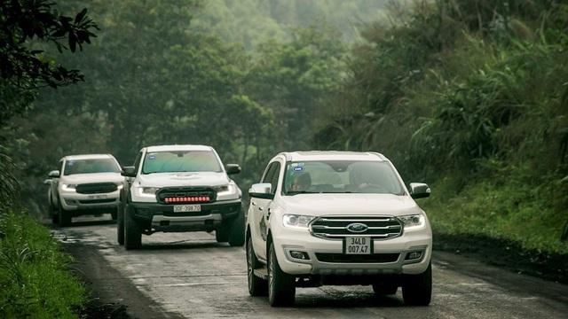 Động cơ bi-Turbo bị lỗi rò rỉ dầu: Ford Việt Nam gia hạn bảo hành, không giới hạn số lần sửa chữa