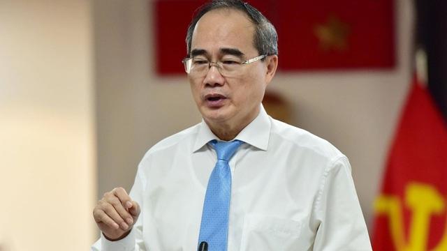 Bí thư Nguyễn Thiện Nhân đề nghị Việt Nam cần công bố hết dịch Covid-19 với 3 tiêu chí