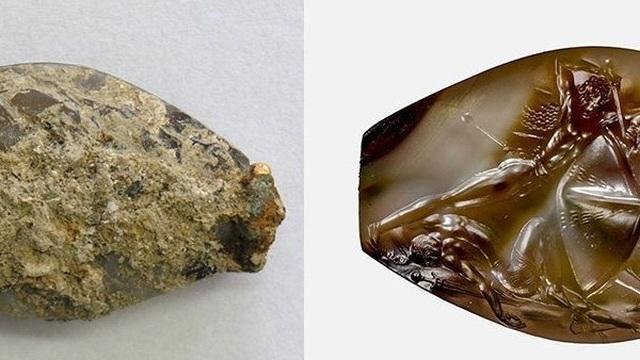 Chuyện lạ: Viên ngọc 3.500 tuổi xuyên không thách thức trí tuệ khoa học