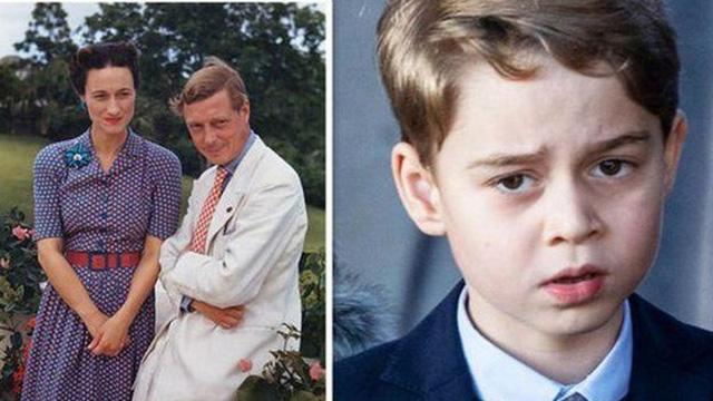 Hoàng tử George sẽ không có cơ hội được trao tước hiệu này vì câu chuyện buồn trong quá khứ của Hoàng gia Anh