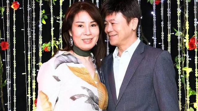 Thông tin hiếm hoi về bà xã của danh ca Thái Châu