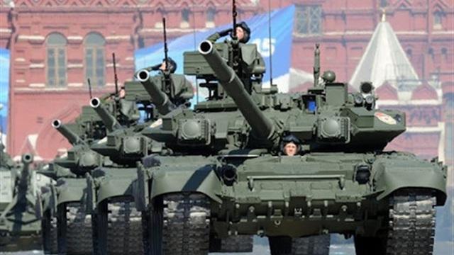 Nga dẫn đầu cuộc đấu xe tăng toàn cầu