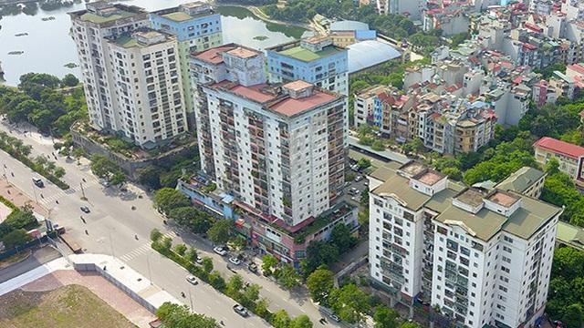Hà Nội cấm dùng tầng 1 nhà tái định cư để kinh doanh, cho thuê