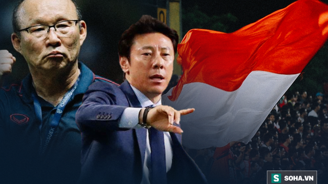 Gọi tên thầy Park và Việt Nam giữa cuộc khẩu chiến nảy lửa, báo Indonesia mắc lỗi sai lớn