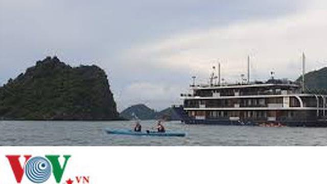 Rơi từ trên tàu xuống biển, một thuyền viên ở Quảng Ninh tử vong