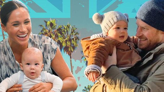 Toan tính khác của Meghan khi đến Mỹ: Nếu Harry đòi ly dị, bé Archie sẽ khó quay lại Anh vì lý do này