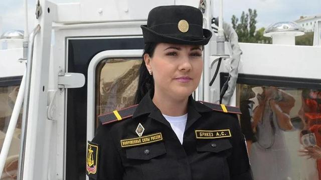 """Hình ảnh """"vũ khí bí mật"""" của Hải quân Nga"""