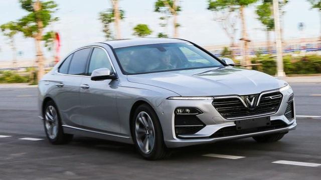 VinFast tăng giá mạnh loạt xe ô tô mang thương hiệu Việt