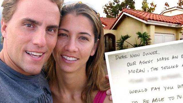 Tưởng mua được căn nhà hoàn hảo, cặp đôi vừa dọn vào đã gánh chịu 'ác mộng' đến mất ăn, mất ngủ, tất cả đều bắt đầu từ mảnh giấy note trước nhà