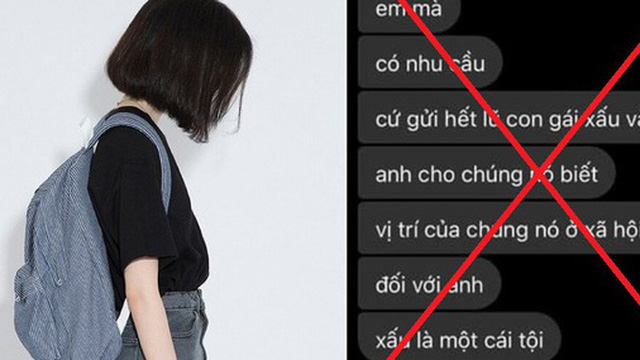 Nữ sinh Hà Nội bị nhóm HS cấp 2, cấp 3 lập group chê bai ngoại hình thậm tệ: Nạn nhân đăng đàn yêu cầu được xin lỗi