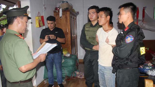 Bộ Công an thông tin việc khởi tố, bắt giam Cấn Thị Thêu, Trịnh Bá Phương và 2 đối tượng vì tội chống Nhà nước