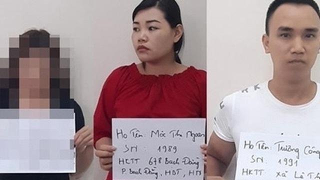 Quản lý khách sạn lên mạng kiếm gái tổ chức bán dâm